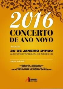 Concerto de Ano Novo