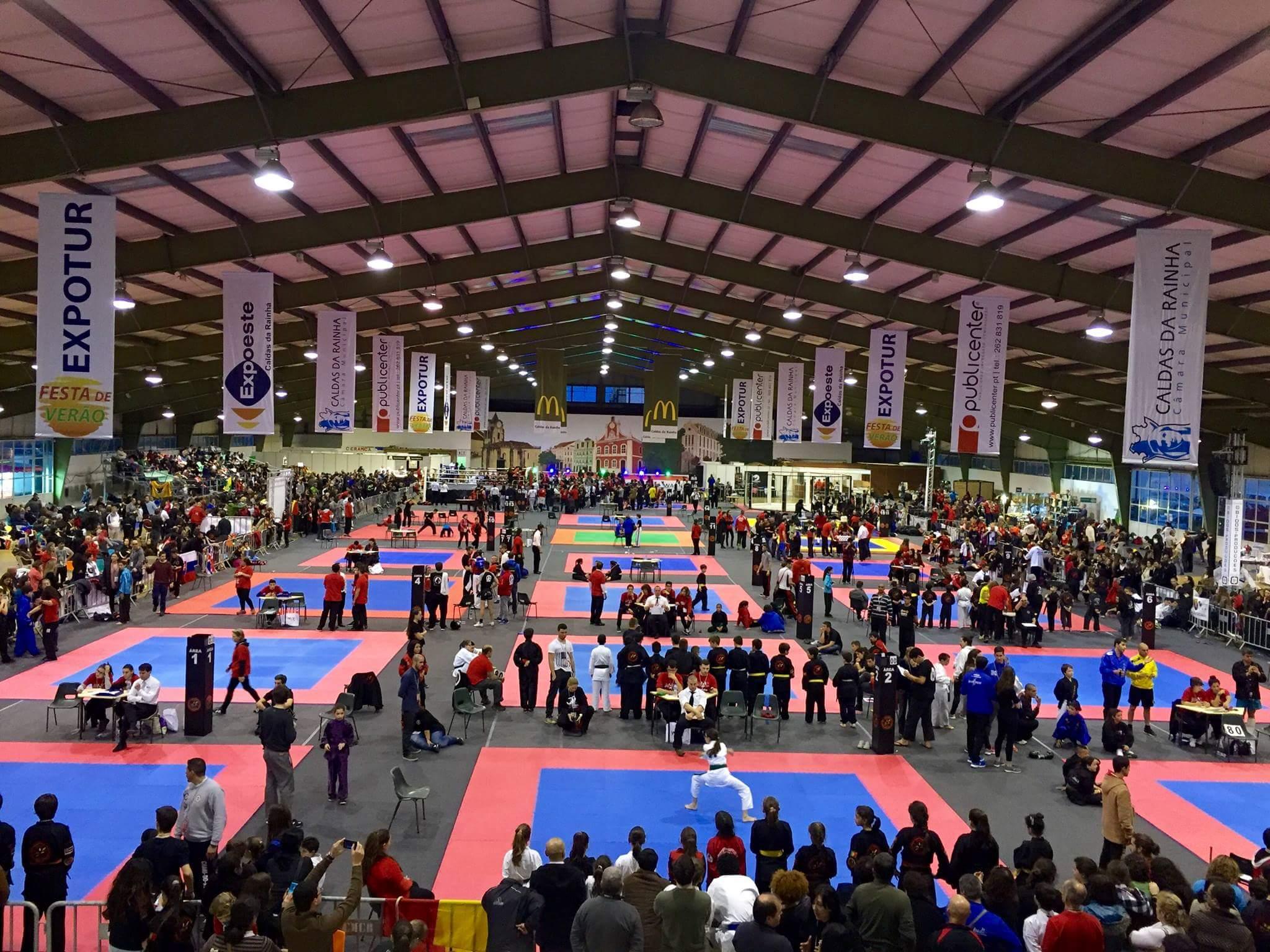 Atletas de artes marciais de Paços de Ferreira (2)