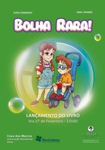 Livro Bolha Rara