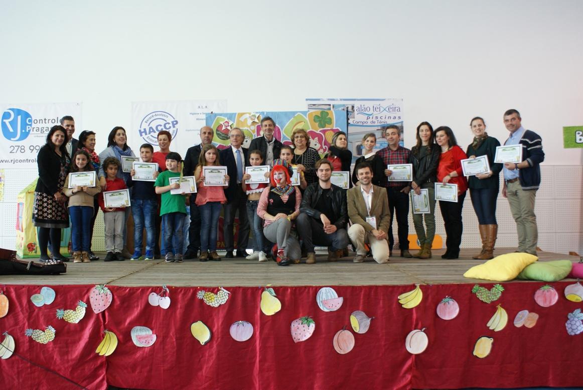 Heróis da Fruta - Centro Escolar de Mouriz
