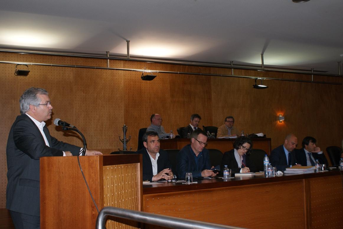 Carlos Pinto, Assembleia Municipal de Penafiel