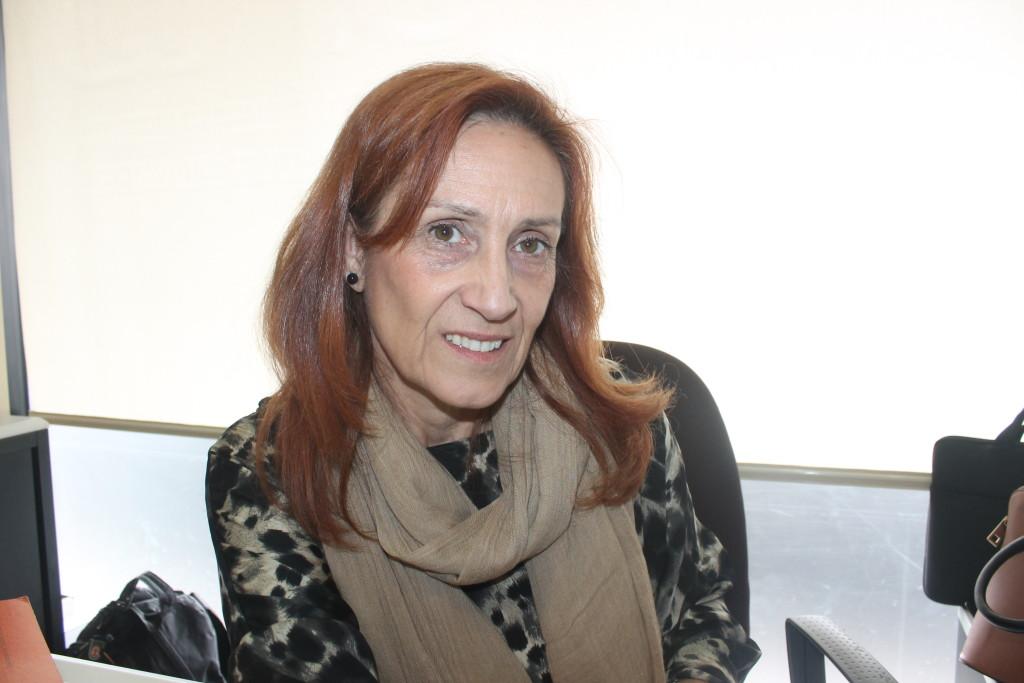 Fernanda Almeida, presidente da CPCJ Valongo