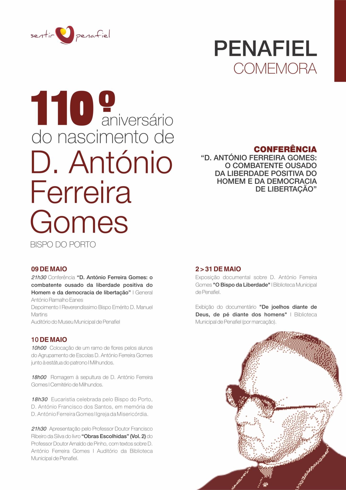 Homenagens a D. António Ferreira Gomes