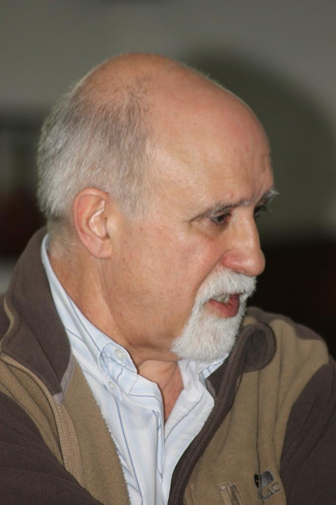 Rui Moutinho, presidente da direcção do CPN