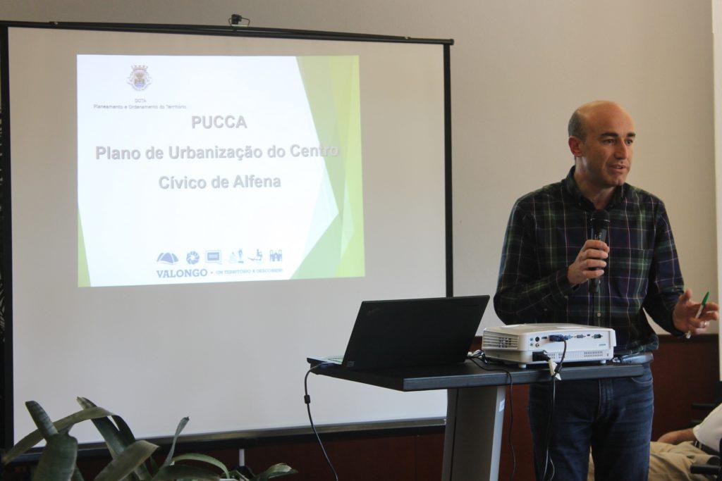Luís Monteiro apresentou objectivos do PUCCA