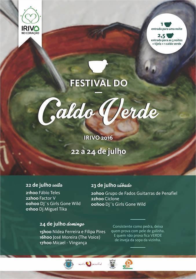 Festival do Caldo Verde