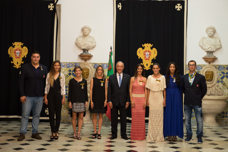Foto: Presidência da República Portuguesa