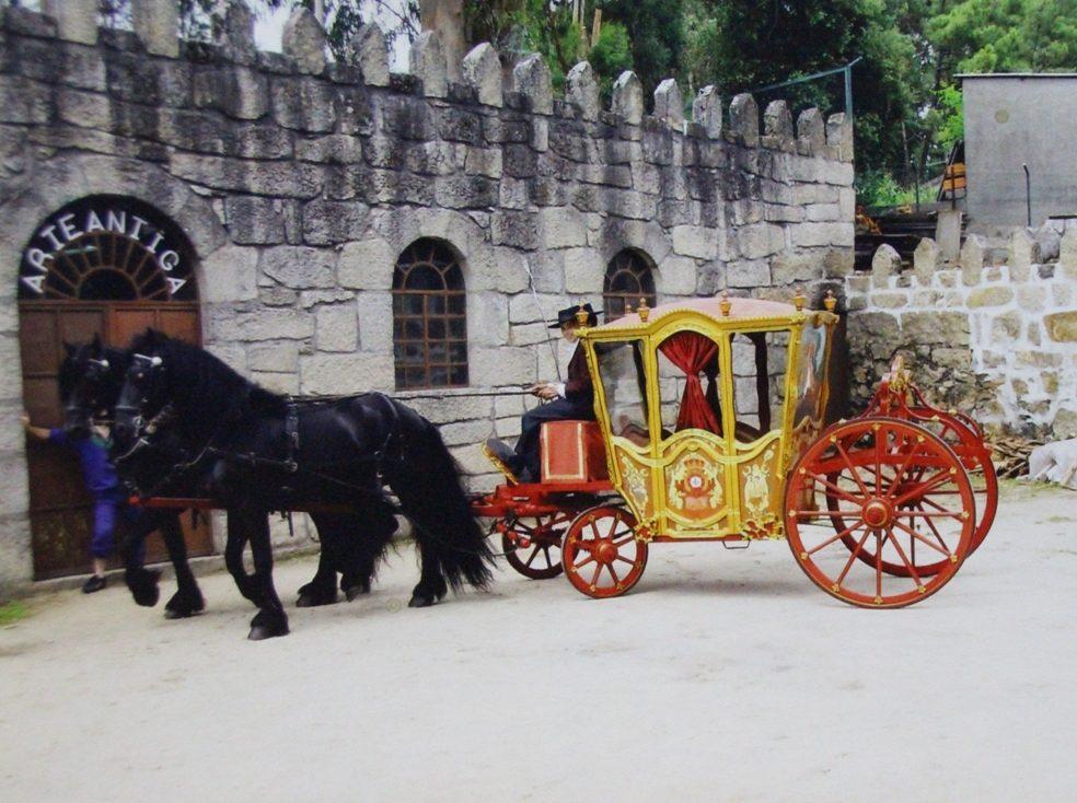 Casamento Medieval em Vilela