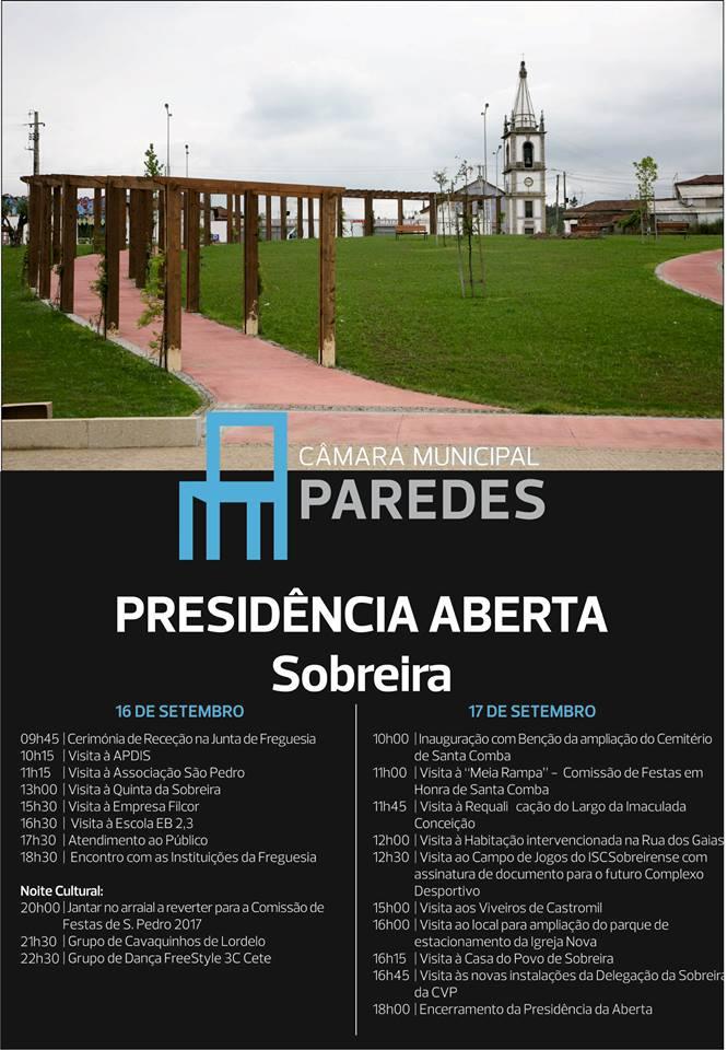 Presidências Abertas