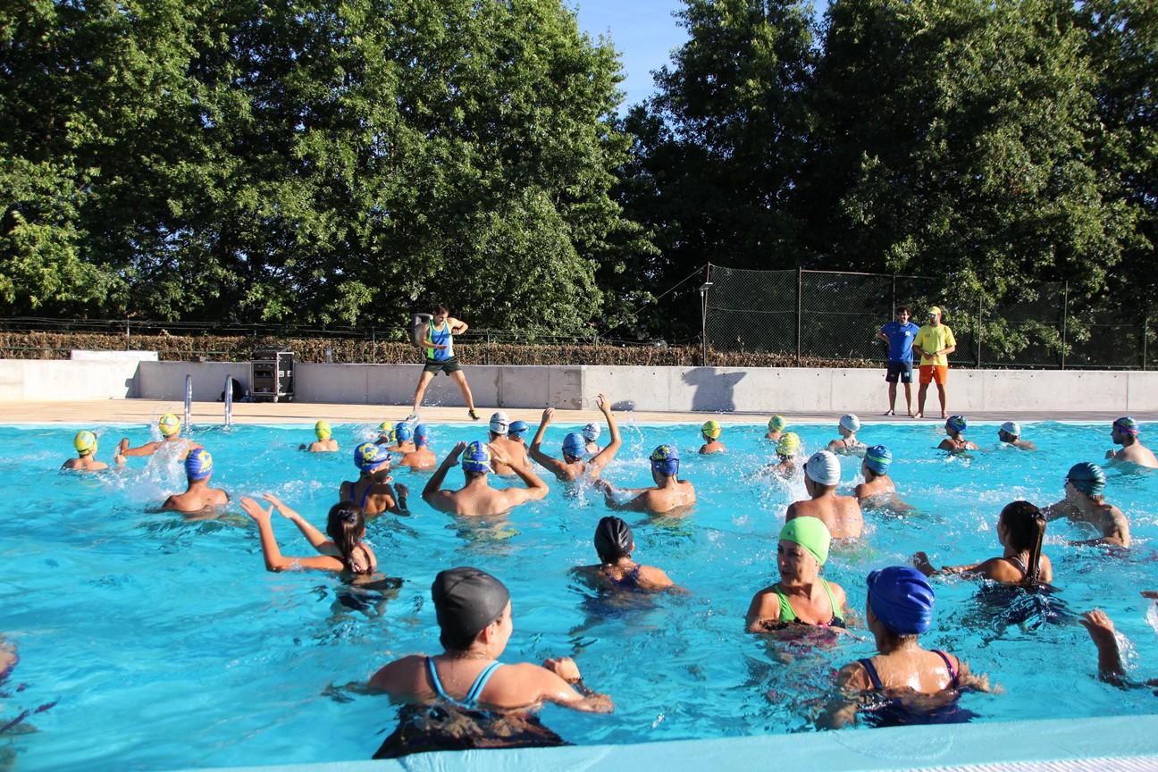 Já se pode mergulhar nas piscinas exteriores municipais de
