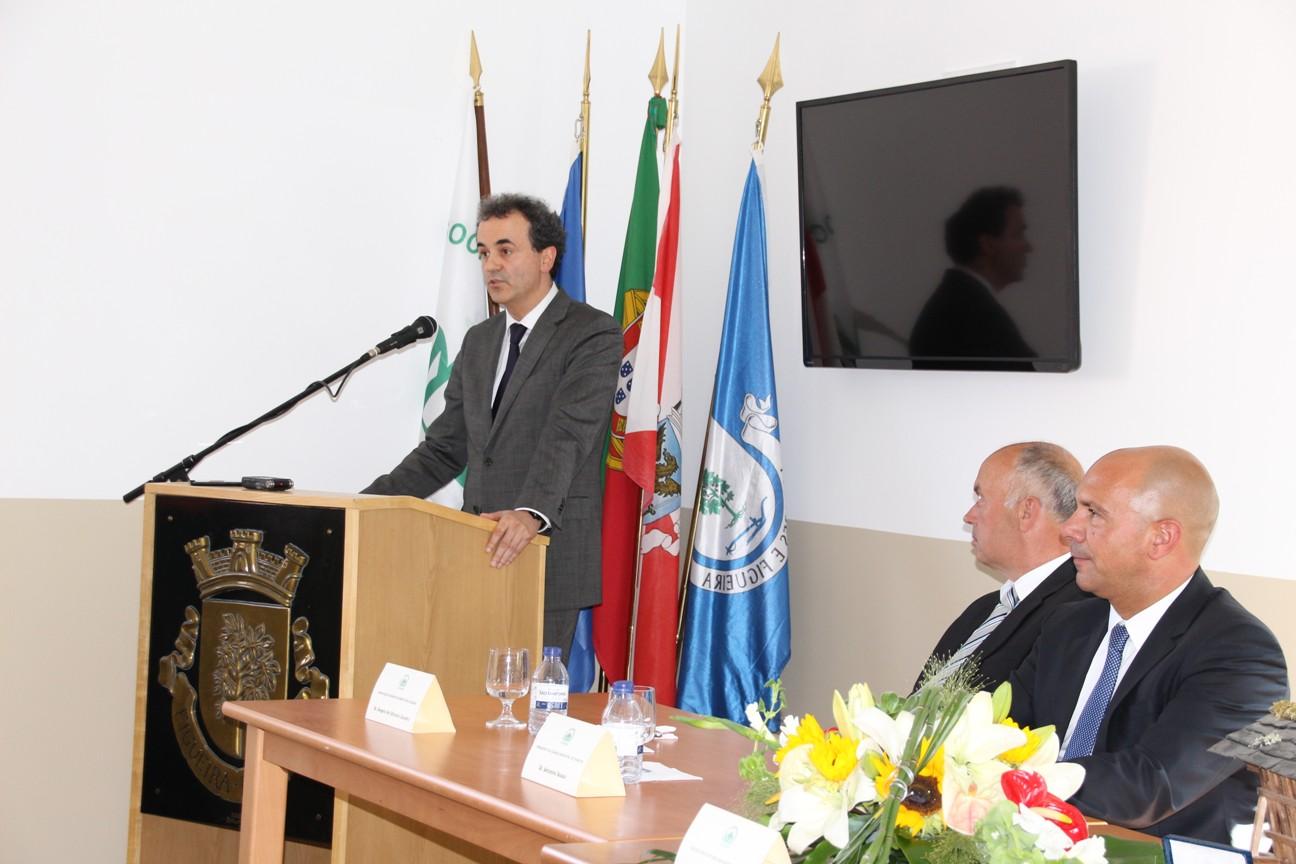 Inauguração da Unidade de Cuidados Continuados de Figueira