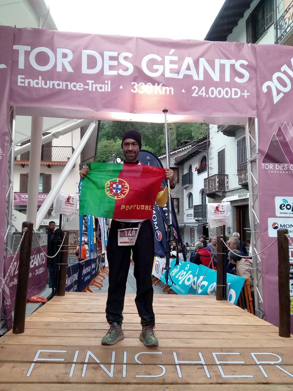 Augusto Oliveira, ultramaratonista
