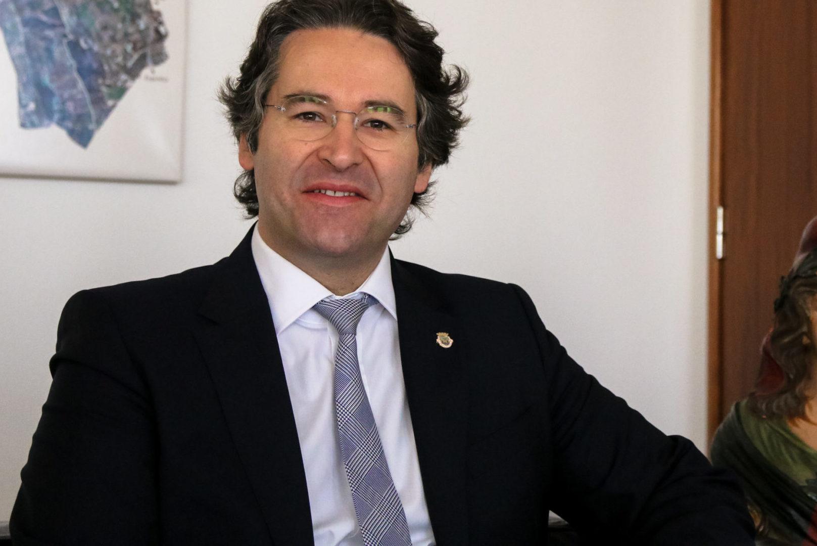 José Manuel Ribeiro, presidente da Câmara de Valongo