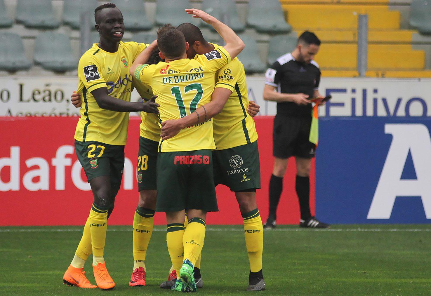 FC Paços de Ferreira desce de divisão